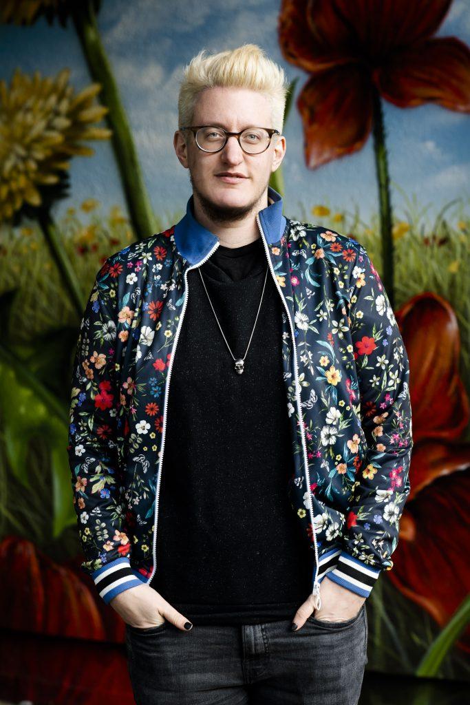 Portrait von Linus Giese